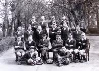 Rygbi pymtheg - 1933
