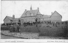 County School, Bethesda tua 1905