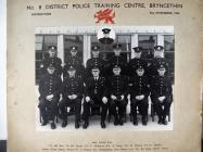 No. 8 District Police Training Centre.