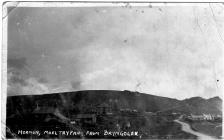 Hermon, Moeltryfan around 1928