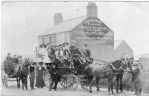 Queen's Head, ?Malltraeth 1912