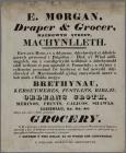 E Morgan Brethynau 1839