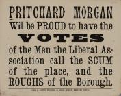Pritchard Morgan Will be Proud to have the Votes