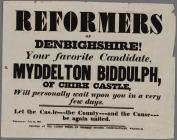 Reformers of Denbighshire! 1837