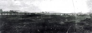Photo of Vetch Field prior to the development...
