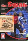 Programme cover and ticket, v. Reading, January...