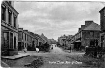 Water Street, Penygroes 1915