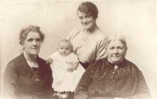 Four Generations - 1922