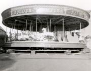 Carousel at Pembroke's Michaelmas Funfair ...