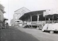Pembroke Town Michaelmas Funfair - 1961