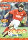 Football Programme - middlesbrough versus...