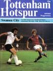 Football Programme - Tottenham Hotspur versus...