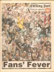 South Wales Evening Post, Fans' Fever...