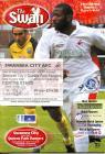 Rhaglen Pêl-droed gyda Docyn, Swansea City...