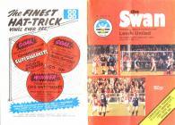 Football Programme  - Swansea City versus Leeds...
