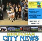 Football Programme  - Birmingham City versus...