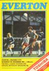 Football Programme  - Everton versus Swansea City