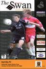 Football Programme  - Swansea City versus Hull...