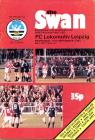 Football Programme  - Swansea City versus FC...
