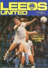 Football Programme  - Leeds United versus...