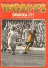 Football Programme  - Wolverhampton Wanderers...