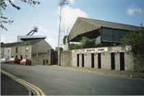 Swansea City Football Club, The Vetch Field