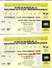 Tocyn Swansea City erbyn Nuneaton Borough, 1993