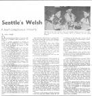 Seattle's Welsh a least conspicuous minority