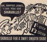SHAVALLO -1940