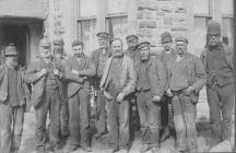 Welsh Miners c.1850
