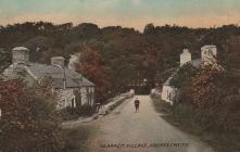 Clarach village, Aberystwyth c1910