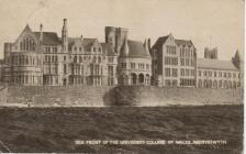 University College of Wales Aberystwyth c1910