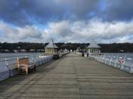 A trip to Bangor Pier, 30th January 2016