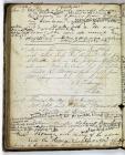 Snowdon Visitors' Book, 1845-47