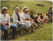 Last sports day at Ysgol Cofadail, Trefenter, 1985