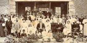 Wedding,Gaiman,Patagonia,1914