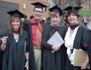 The mature ones graduate in December 2015.