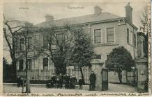Carmarthen Infirmary c1905