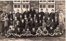 Cellan School 1938