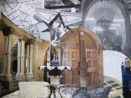 Unlocking the Archive - collage by Carmen Mills