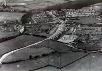 Aerial View of Pontyclun, 15th September 1929