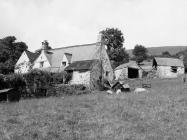 Glyn Bran farmhouse, Cwmbran