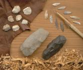 Examples of prehistoric tools