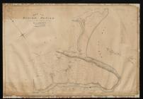 Map degwm Oxwich, Morgannwg