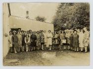 Ladies of Brynhafod Chapel 1969