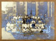 Ysgol Sul, Salem, Stryd Portland, Aberystwyth 1913