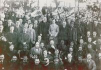Prince Albert's visit to Oakdale, 1920