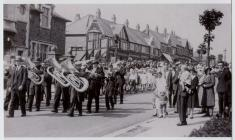Whitsun March, Oakdale, 1932