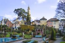 Portmeirion - Y Clochdy