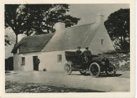 First car in Rhandirmwyn